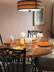 Florida Vacation Rentals by Owner - Treasure Island Florida - Sanctuary Condo - Dining Area (4)