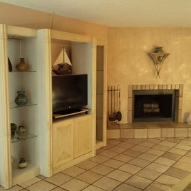 Florida Vacation Rentals by Owner - Treasure Island Florida - Sanctuary Condo - Living Room (2)