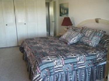 Florida Vacation Rentals by Owner - Treasure Island Florida - Sanctuary Condo - Master Bedroom