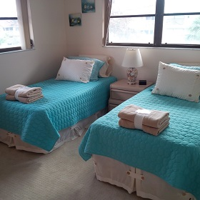 Florida Vacation Rentals by Owner - Treasure Island Florida - Sanctuary Condo - Second Bedroom