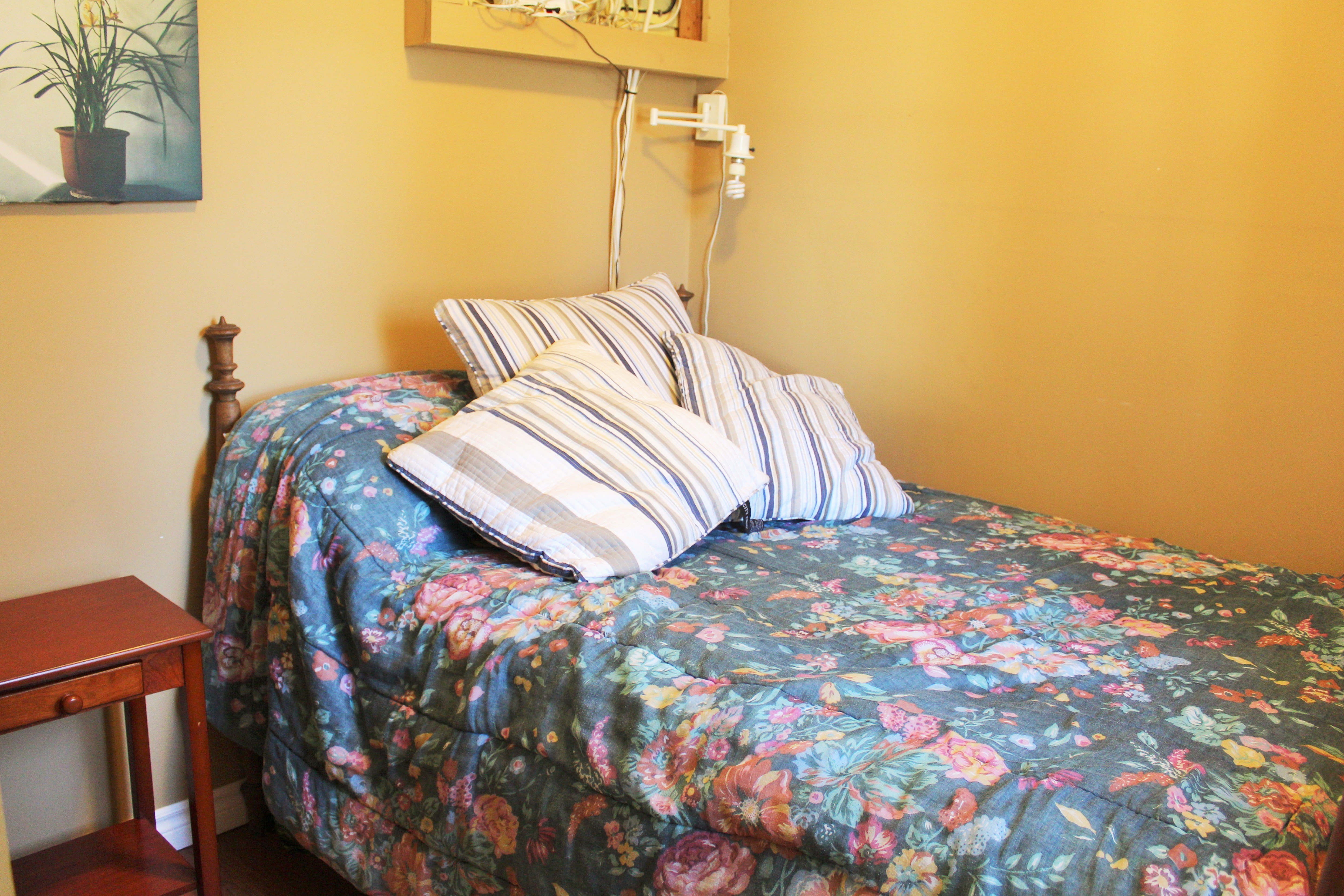 Zen By The Beach Bedroom 4 - Crystal Beach Cottage Rentals