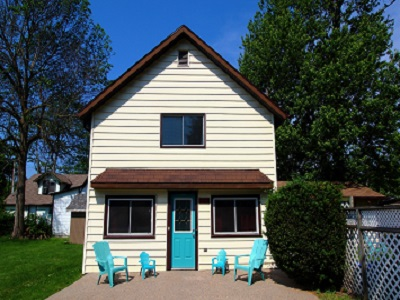 Crystal Beach Vacation Property Rental - Kozy Kottage